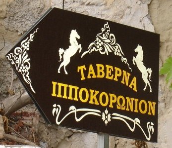 Nippos Taverna, excellent!