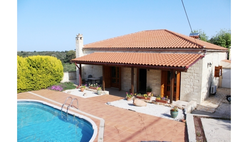 DC-539 Lovely 3 Bed Stone Villa and pool in Paleloni NOW €275,000