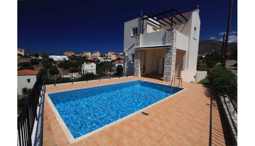 DC-555 - Three Bed Villa Plaka at just €259,000