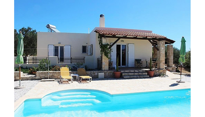 DC-558 3 Bedroom Villa and Pool in Kefalas Just €280,000