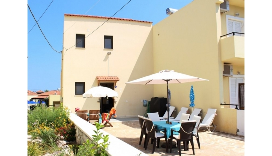 DC-579 2 Bed Villa in Almyrida €249,000