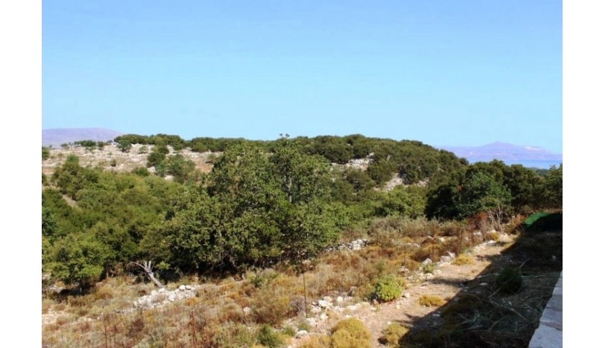 DCP-225 Plot with sea views in Vamos  -  €79,000