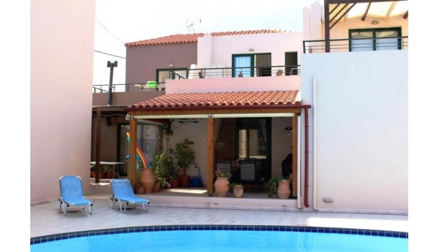 DC-567 2 Bed Townhouse and shared pool near Kournas - Just €120,000