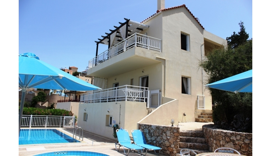 DC-598 Stunning Villa in Kokkino Horio NOW Priced at €299,000