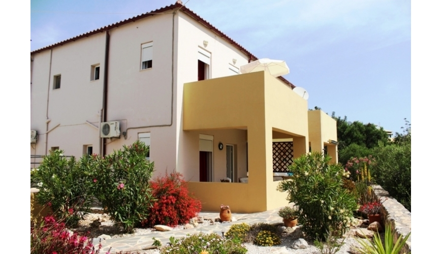 DC-599 Plaka Villa with Shared Pool NOW Priced at €130,000