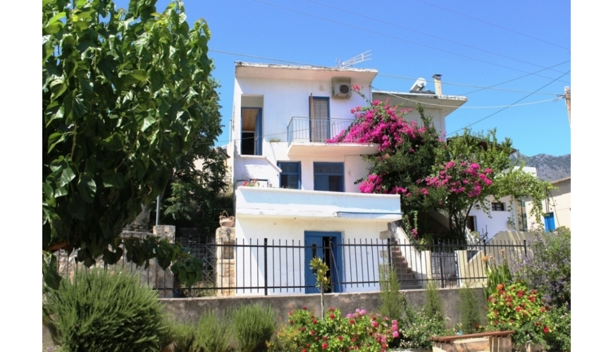 DC-618 3 Bed Villa Kournas Village Priced at €92,000 ono