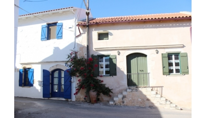 DC-631 Two Renovated Villas in Plaka Village Just €385,000