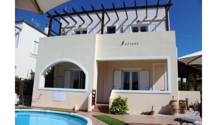 DC-636 2 Bed Villa And Pool in Almyrida OFFER ACCEPTED