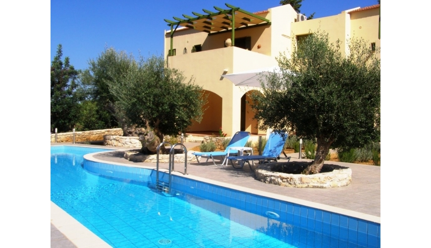 DC-645 Two Gavalohori Apartments with Pool from €83,000
