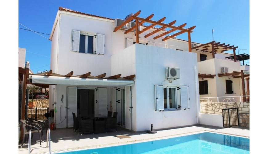 DC-658 2 Bed Villa and Pool in Plaka OFFER ACCEPTED