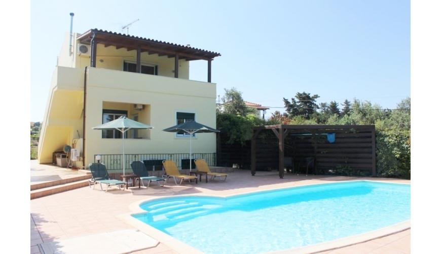 DC-666 3 Bed Villa and Private Pool in Xirosterni €325,000