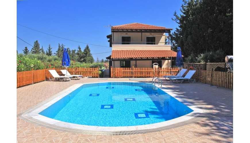 DC-668 3 Bed Villa in Xirosterni OFFER ACCEPTED