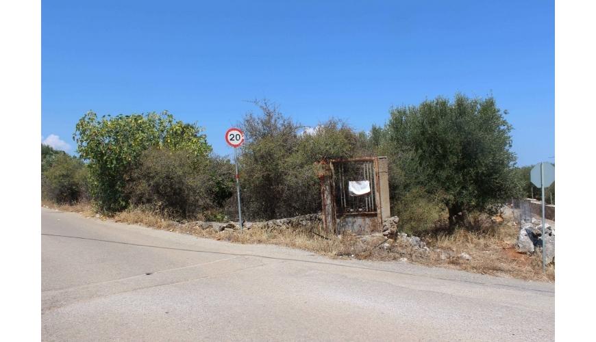 DCP-237 - Small village plot Kokkino Chorio - €47,000