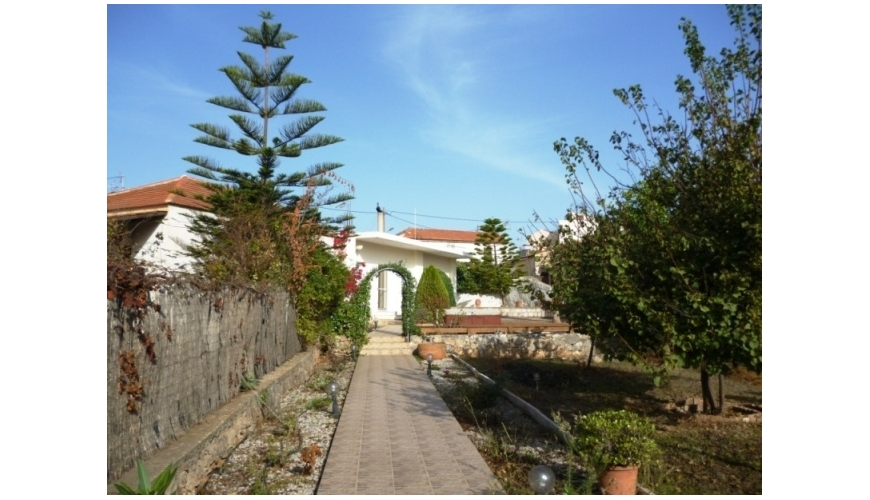 DC-701 - A Village House In Kefalas - Priced At Just €219,000