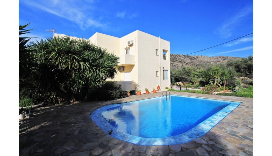 DC-703 Apartment with Shared Pool in Drapanos €55,000