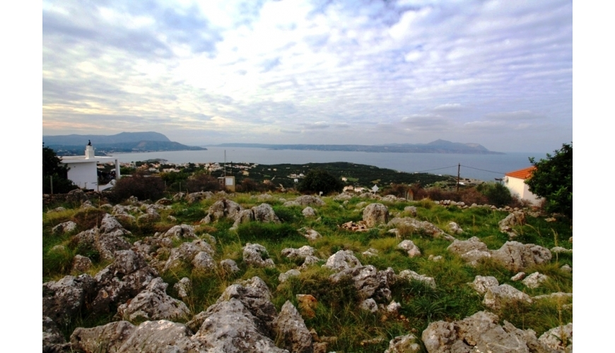 DCP-239 Plot with Sea Views in Kokkino Chorio €120,000