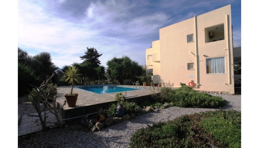 DC-708 Drapanos Apartment with Shared Pool Just €59,000