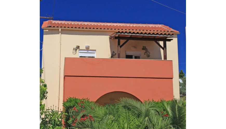 DC-725 2 Bed Villa with shared pool in Gavalohori €145,000