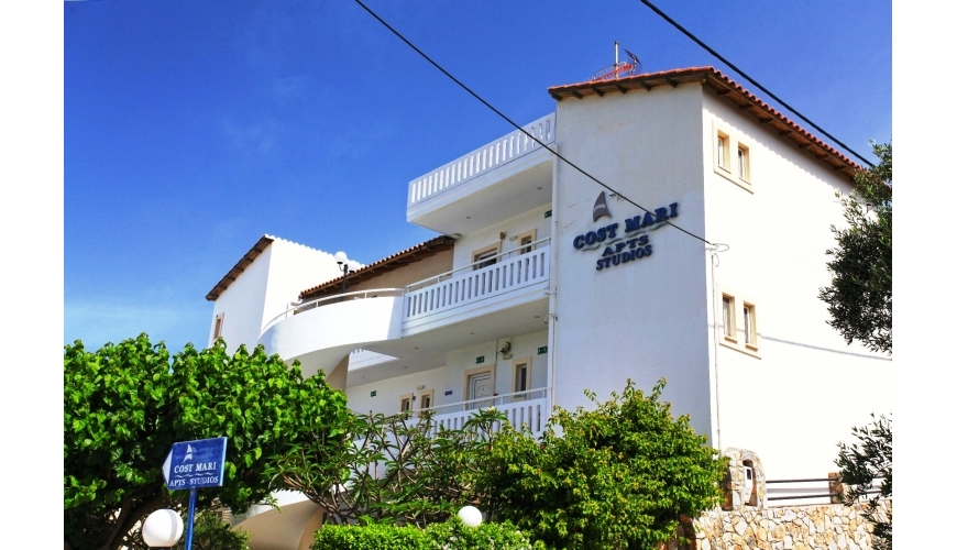 DC-724 Complex of Ten Apartments in Almyrida €800,000
