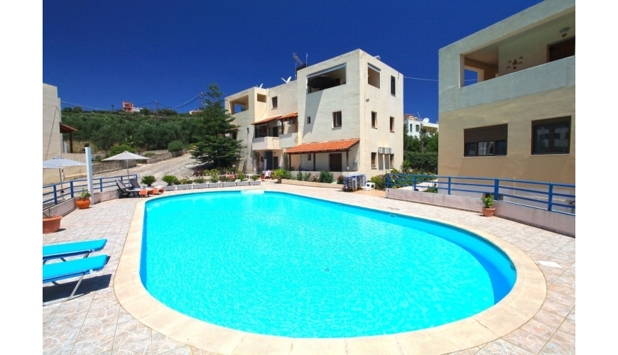 DC-731 2 Bed Apartment and shared Pool in Stilos - €85,000