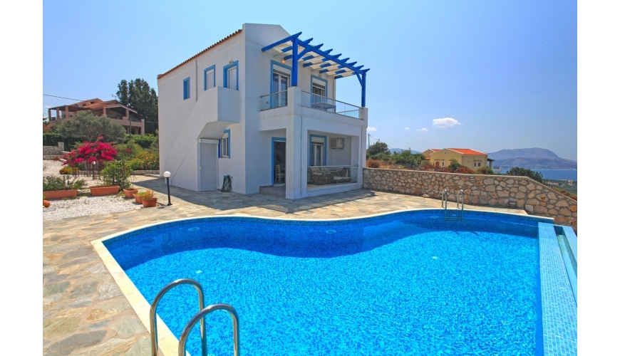 DC-738 2 Apartments & Pool in Kokkino Chorio €199,000