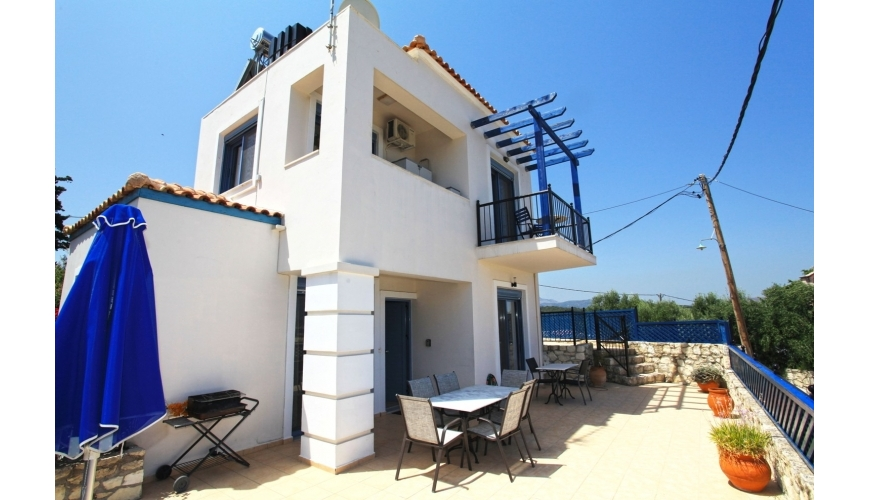 DC-741 3 Bed Villa and Pool in Aspro €270,000