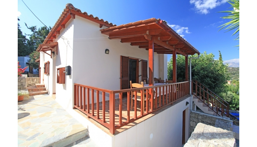 DC-744 Villa With Private Plot in Gavalohori €185,000