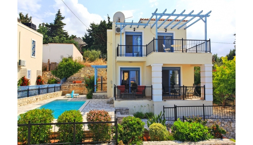 DC-750 2 Bed Villa & Pool in Aspro €239,000
