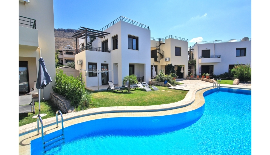 DC-749 Lovely 2 Bed Villa & Pool in Kokkino Chorio Now Just €165,000