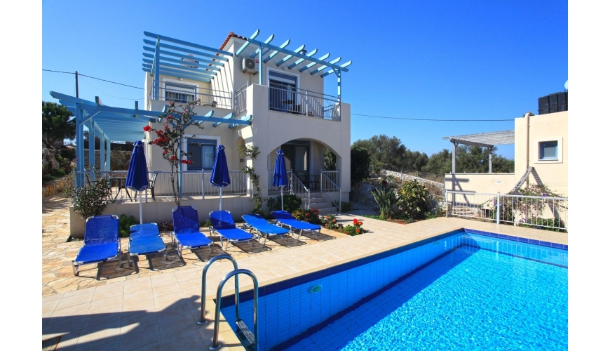 DC-759 3 Bed Villa and Private Pool-in Kefalas €335,000