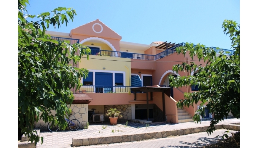 DC-764 2 Bed Almyrida beach front apartment €85,000