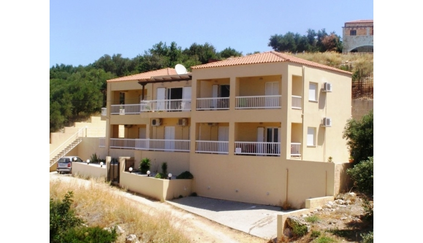 DC-765 2 Bed Apartment with shared pool in Plaka €115,000