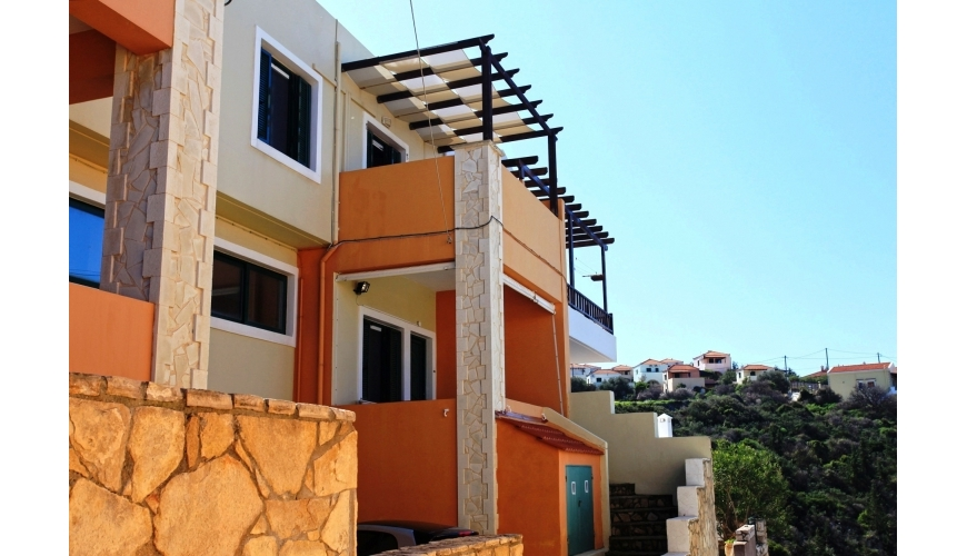 DC-771 2 Bed Villa in Kokkino Horio with stunning views - €180,000