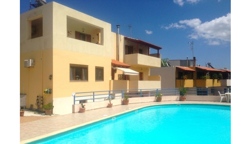 DC-772 2 Bed Apartment & Large Shared Pool in Stilos €140,000