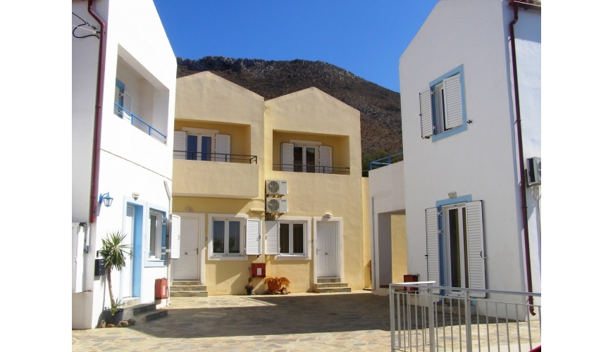 DC-775 2 Bed villas with EOT licences in Kokkino Horio each €110,000