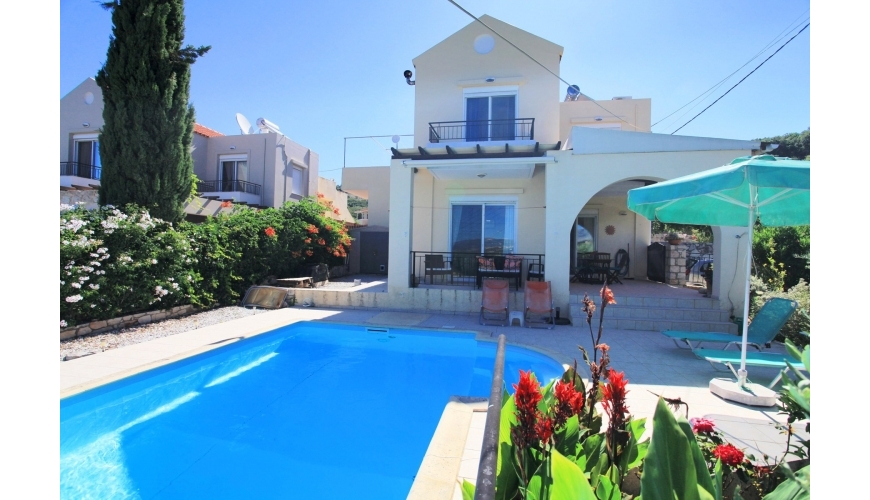 DC-777 2 Bed Villa With Pool in Gavalohori - €195,000