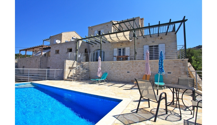 DC-784 3 Bed Stone Villa with a Private Pool in Kambia - €335,000