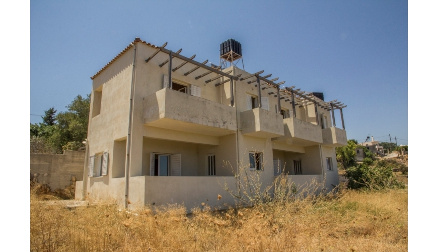 DC-809 Two 2-bed villas ready to complete in Kokkino Chorio for €250,000