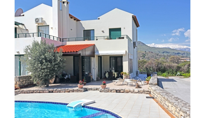 DC-901 Two Bed Townhouse with shared pool near Lake Kournas Just €180,000