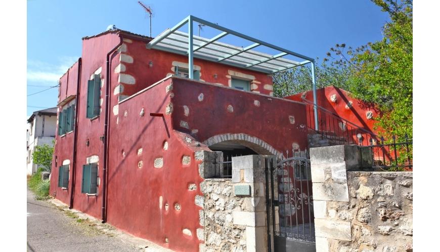 DC-903 Renovated 2 Bed Stone Villa in Xirosterni - €159,000