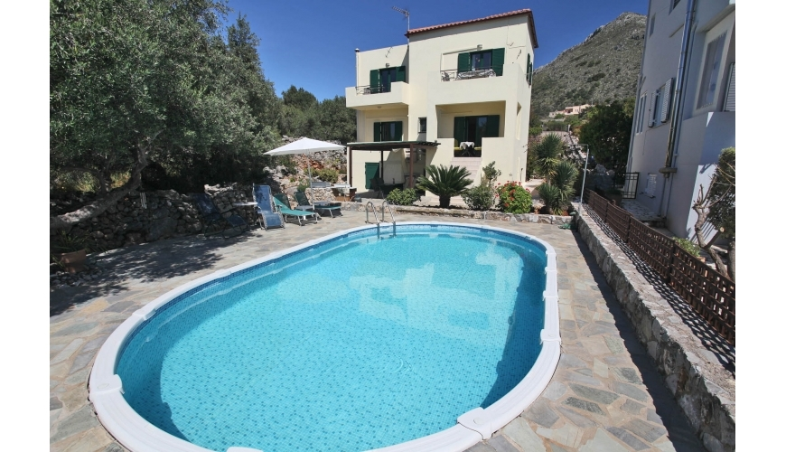 DC-906 3 Bed Villa With Sea View And Private Pool In Kokkino Chorio €329,000
