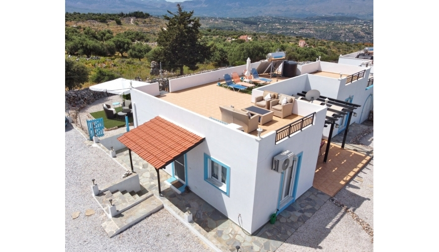 DC-907 - 3 Bed Villa and Pool in Drapanos €260,000
