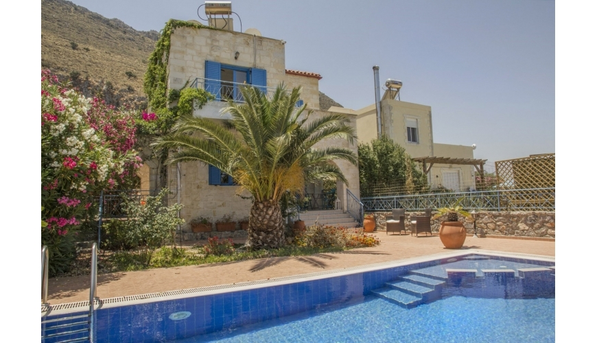 DC-812 2 Bed Stone Villa with Private Pool in Kokkino Chorio €299,000