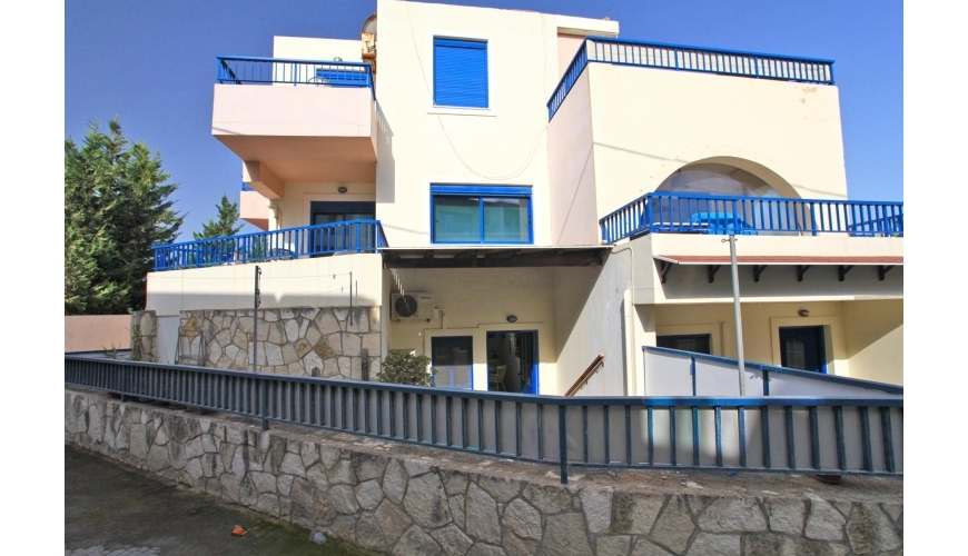 DC-920 Two Bed Beachfront Apartment in Almyrida €125,000