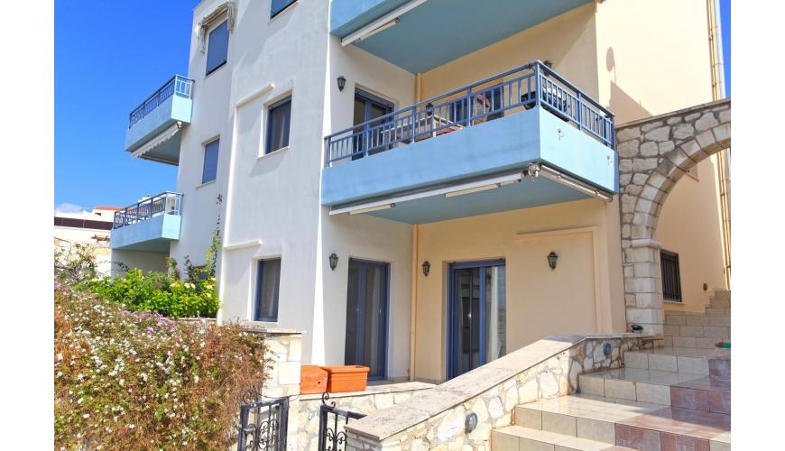 DC-936-3 Bed Beachfront Property in Almyrida €225,000