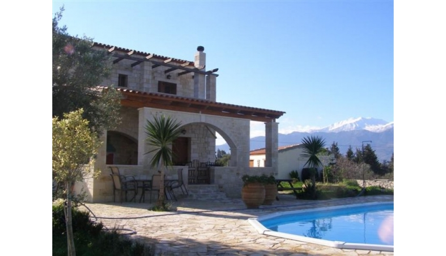 DC-152 A great Stone Villa in Vamos just €340,000