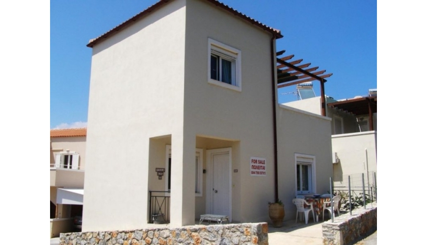 DC-176 3 Bed Villa in Almyrida €155,000