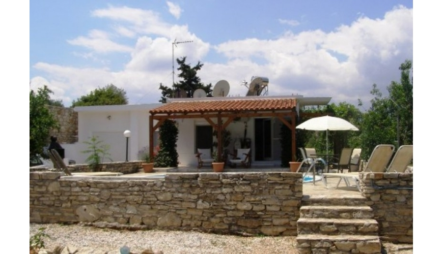 DC-205 Rural Villa In Aspro Reduced to just €250,000