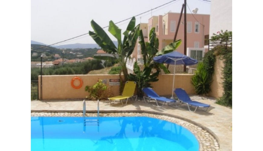 DC-210 Almyrida Townhouse with EOT now only €150,000