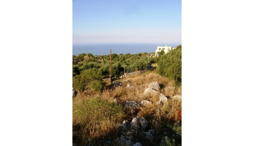 DCP-210 Plot in Kefalas - NOW JUST €50,000